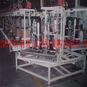 Box air conditioner production line