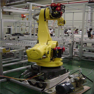 Automatic Loading and Loading Robot